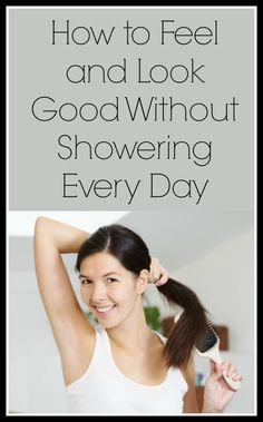 You can so skip the shower with these tips! @SecretDeodorant #ClearlyBetter #ad