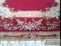 What Method Use in Chinese Rug Cleaning