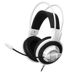 TNI Pro G925 Gaming Headset, 40mm Dynamic Driver, 3.5mm Strereo/Mic, Braided Wired for PC Gaming
