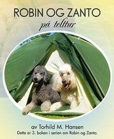 Jeg har laget bøkene om hundene Robin og Zanto. Du kan få kjøpt bøkene hos meg om du har lyst. Du kan lese mer om dem på min nettside tormaha.com og også lese hva andre har skrevet om bøkene. Dette er bøker som passer for barn i alle aldere. fra 3- 100 år. Passer spesielt for barn som holder på å lære seg å lese. Fremmed språkelige barn, og barn med lese vansker. Lettlest tekst og bilder på hver side.