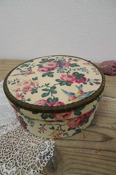Pretty French Antique Box ...