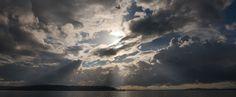 ITAP of Alki Beach from Belltown - Seattle Wa http://ift.tt/2eRX4lN