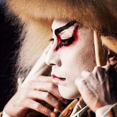 Renjishi, Lion Dance 連獅子 Ebizo Ichikawa XI/市川海老蔵 ©Shinsuke Yasui/安井信介