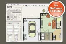 A free, no-software-needed room planner. You can adjust the room to your exact specs and put in furniture, to see how the layout will work for you! Really useful when re-arranging, and saves hubby's back!