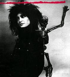 Siouxsie Sioux, 1982