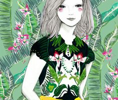 Alicia Rogerson is an Artist and Illustrator living in Bridgetown in the South West of Australia. Purple Hues, Bright Purple, Modern Wall Decor, Modern Art, Wearing Purple, Mirror Image, Most Favorite, Western Australia, Illustrators