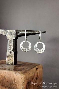 Designed and handmade in Ireland. Irish Jewelry, Some Image, Bespoke Design, Precious Metals, Celtic, Entryway Tables, Ireland, Silver, Handmade