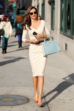This Miranda aspires to have a body and rock a white dress like the above Miranda. Ps, I had the name first