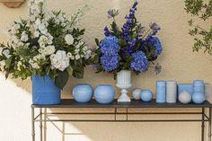 Decori floreali #party #palette #colors #candles #flowers
