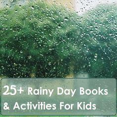Modern{ish} Homemaker: Rainy Day Activities for Kids