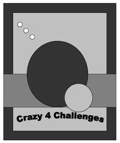 6-23-12.  Crazy 4 Challenges: Crazy4Challenges C4C142