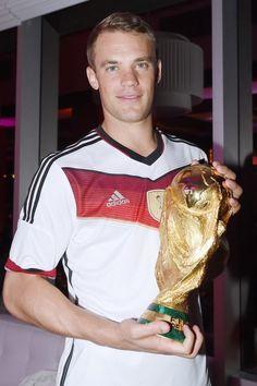 Así festejó el plantel de Alemania el título de la Copa del Mundo 2014 - Univision Futbol