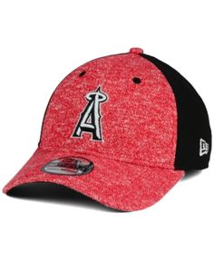 best service ef48e 99018 greece wholesale price los angeles angels of anaheim new era mlb  cooperstown 59fifty cap navy red ecd63 a8b14