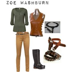 """""""Zoe Washburn"""" by alk-rylee on Polyvore"""