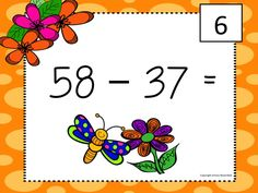 Write the room activity to practice double digit subtraction. On sale today and tomorrow for $1
