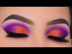 cut crease looks Purple Cut Crease Tutorial Purple Eyeshadow, Eyeshadow Looks, Eyeshadow Makeup, Eyeliner, Eyeshadows, Makeup Eye Looks, Eye Makeup Steps, Makeup For Brown Eyes, Cut Crease Hooded Eyes
