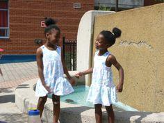 Children dancing in Kerr Village Square Children Dancing, Local Events, Ontario, Community, Culture, Dance, Summer Dresses, Fashion, Dancing