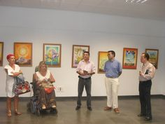 Exposición Individual en La Casa del Ciudadano(Las Palmas de Gran Canaria) · 2011