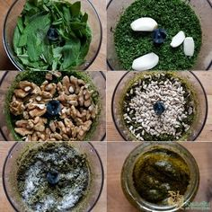ZDRAVÉ RECEPTY | Šalviové zdravé pesto | Babičkina Záhrada.sk Pesto, Korn, Vegetarian Recipes, Vegetable Dip Recipes