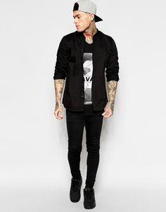 Stephen James Eleven Paris X Life Is A Joke Savage Bunny T-Shirt ❤️