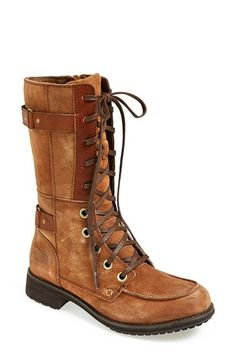 7c3a5e41fbd Free shipping and returns on The North Face  Bridgeton Lace  Suede Boot  (Women