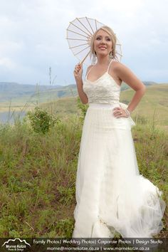 Beautiful bride in white holding an umbrella overlooking a beautifull dam in the Drakensberg #bride #wedding #weddingphotography #weddingphotographer #weddinginspiration #beautifulbride Please like and repin. Also visit my website above for more photos and have a look at what I do. Please go and follow and like me on Facebook and Instagram Photography Services, More Photos, Professional Photographer, Beautiful Bride, Wedding Inspiration, Wedding Photography, Facebook, Website, Wedding Dresses