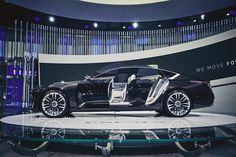 2017 Cadillac Escala Concept  #2017MY #Cadillac #Segment_F #American_brands #Geneva_2017 #Cadillac_Escala
