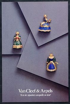 Van Cleef & Arpels (Jewels) 1993 Catalogue Jewels & Watches Archive documents French Clippings | Hprints.com