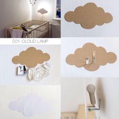 DIY Wolkenlampe DIY Wolkenlampe The post DIY Wolkenlampe appeared first on Babyzimmer ideen. Baby Bedroom, Baby Boy Rooms, Baby Room Decor, Nursery Room, Kids Bedroom, Cloud Bedroom, Kids Room Design, Kids Furniture, Furniture Stores