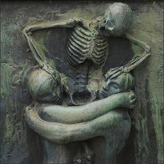 Till Death do us part ~ The Vigeland Sculpture Park, Oslo, Norway ~ sculptor: Gustav Vigeland (1869-1943)