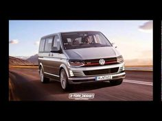 Volkswagen Transporter Bus GTI by X Tomi Design Volkswagen Transporter, Vw Modelle, California, Van, Camping, Vehicles, Youtube, Design, Apple