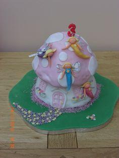 Fairy toadstool.