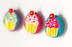 Hey, I found this really awesome Etsy listing at https://www.etsy.com/listing/79762556/happy-cupcake-magnets-colorful-summer