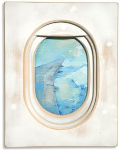 January 2014 ☞ Painting ☞ is an American painter and designer. He has a fresh take on the view from an airplane window. Airplane Painting, Airplane Drawing, Hublot Avion, Paintings Tumblr, Abstract Paintings, Watercolor Painting, Icon Png, Graffiti, Airplane Window
