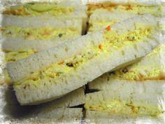 sandw pollo curry