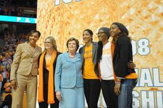 Every  player Pat Summitt Coached graduated