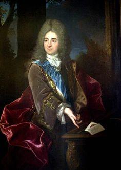 Louis Aymar de Prie, Marquis de Plasnes dit Marquis de Prie (1670-1751), Ambassadeur de France à Turin.