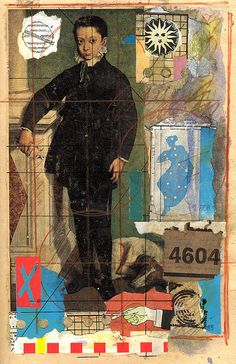 Joseph Cornell - I LOVE this one!