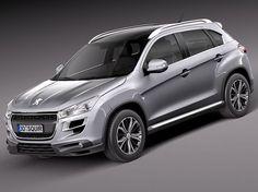 2014 Peugeot 4008 2014 Peugeot 4008 Wallpapers – Automobile Magazine