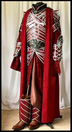 ~ Lord Elrond ~   ~ Costume/Armour ~ LOTR ~ Tolkien ~ Rivendell ~   ~ Costume Design ~