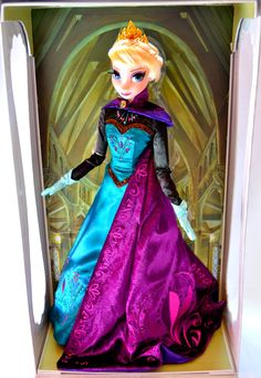 limited edition frozen dolls - Google Search