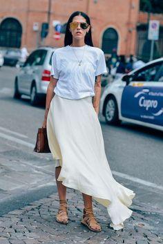 Fashion gone rouge - women's fashion Look Street Style, Street Style Summer, Street Chic, Street Style Women, Street Fashion, Moda Instagram, Casual Chic, Gilda Ambrosio, Fashion Gone Rouge