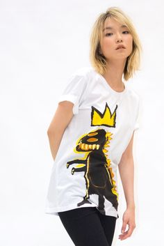 ELEVENPARIS x Basquiat Monster T-Shirt