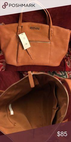🎄🎁BLACK FRIDAY SPECIAL🏴KCR cognac color Handbag Cognac color Handbag! Kenneth Cole Reaction Bags