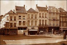 Grote Markt Breda 1961