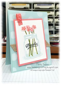 Hi stampers! Radio silence over here...UNLESS you're on my virtual FaceBook new catalog kick off party! I told you that you didn't want to...
