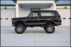 1971 Chevrolet K5 Blazer 396 CI, Automatic presented as lot F222 at Kansas City, MO 2013 - image2
