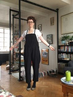 Marilla Walker Roberts Collection dungarees - Snitches Get Stitches