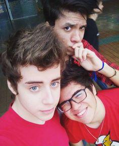 Cellbit, Guaxinim e PK