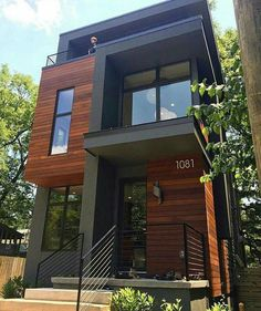Great Image of Modern House Materials Exterior. Modern House Materials Exterior Ma Residential Tours 5 Sanders Modern House In 2018 My Home Wish Black House Exterior, Modern Exterior, Interior And Exterior, Room Interior, Exterior Colors, House Exterior Design, Exterior Homes, Exterior Paint, Interior Ideas